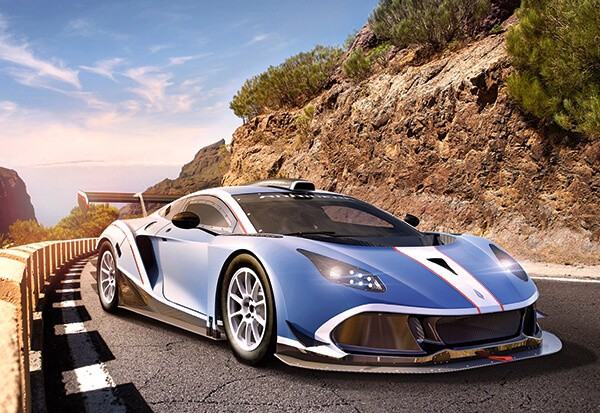 Image of   Arrinera Hussarya GT