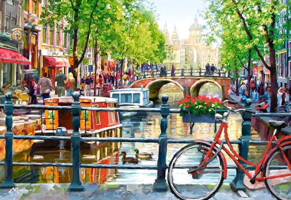 Image of Amsterdam Landscape