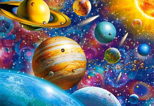 Image of   Solar System Odyssey