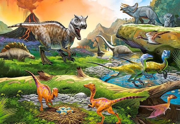 Image of   World of Dinosaurs