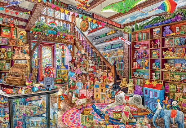 Image of   Fantasy Toy Shop