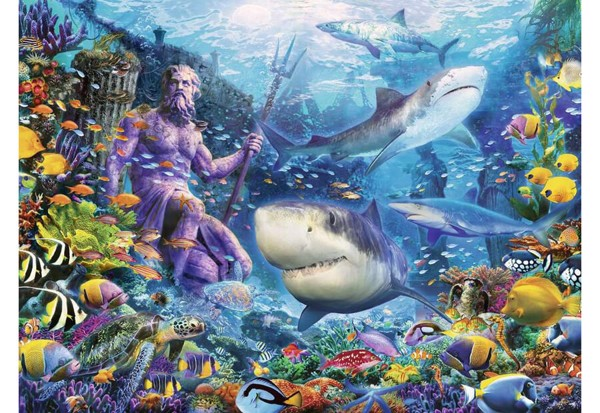 Image of   King of the Sea