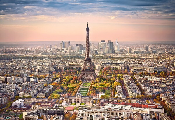 Image of   Cityscape of Paris