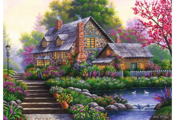 Image of   Romantic Cottage
