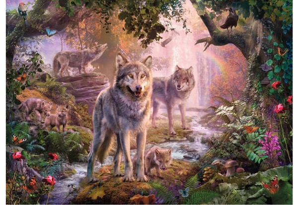 Image of   Summer Wolves