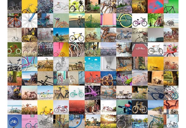 Image of   99 Bicycles