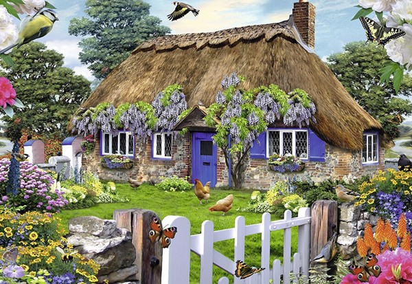 Image of   Cottage in England
