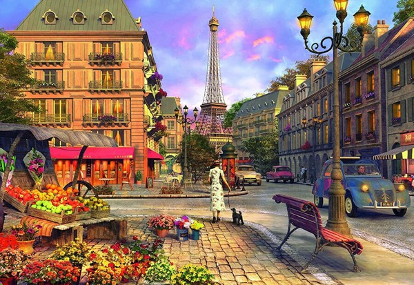 Image of   Vintage Paris