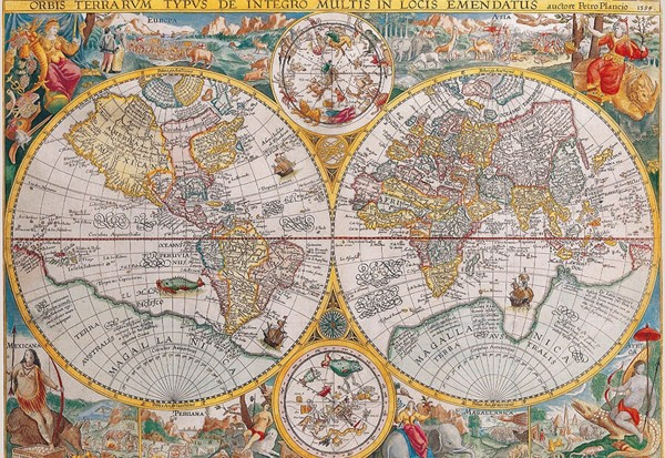 Image of   World Map 1594