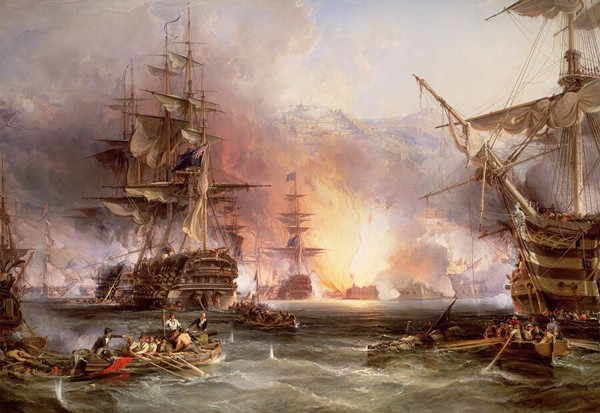 Image of   Bombardment of Algiers