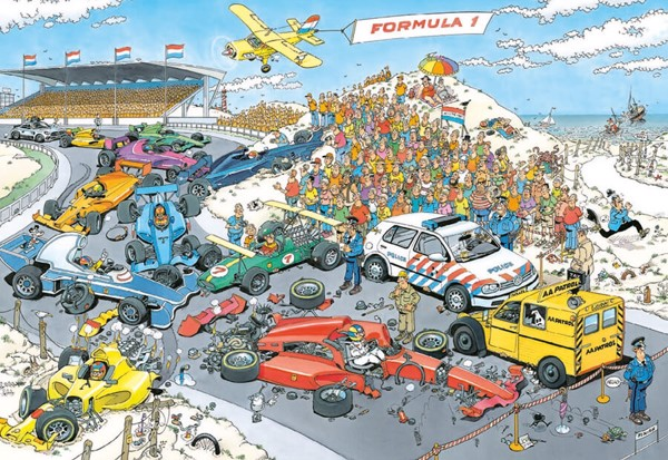 Image of   Formula One
