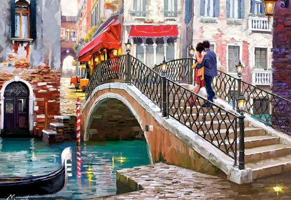 Image of   Venice Bridge