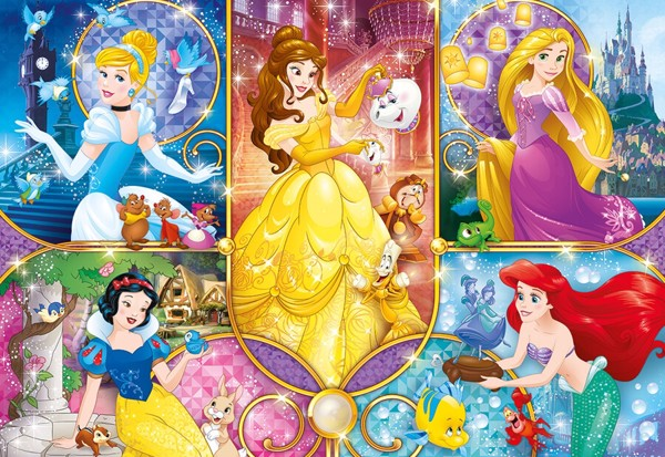 Image of   Disney Princess (Brilliant)