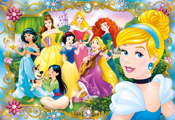 Image of   Disney Princess (Jewel)