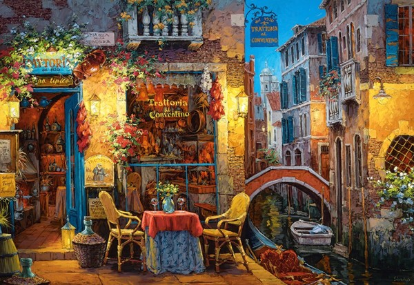 Our Speciel Place in Venice