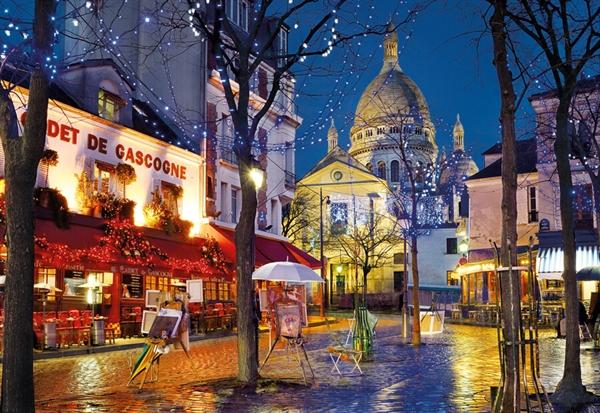 Billede af Paris Montmartre