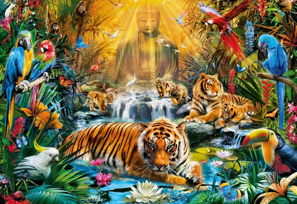 Image of   Mystic Tigers