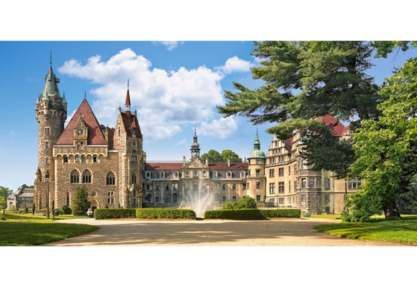 Image of   Moszna Castle