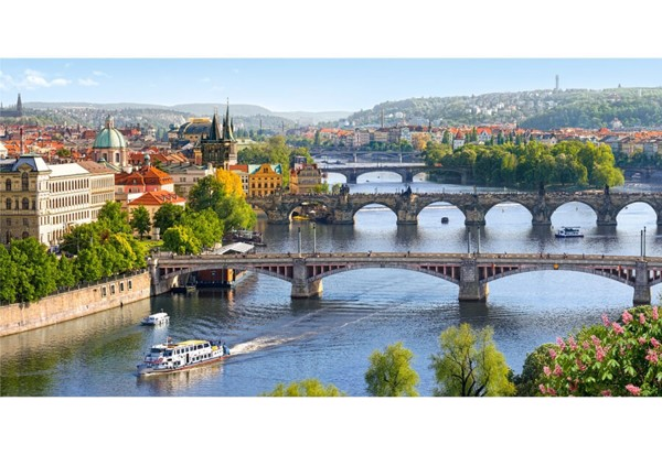 Image of   Vltava Bridges in Prague