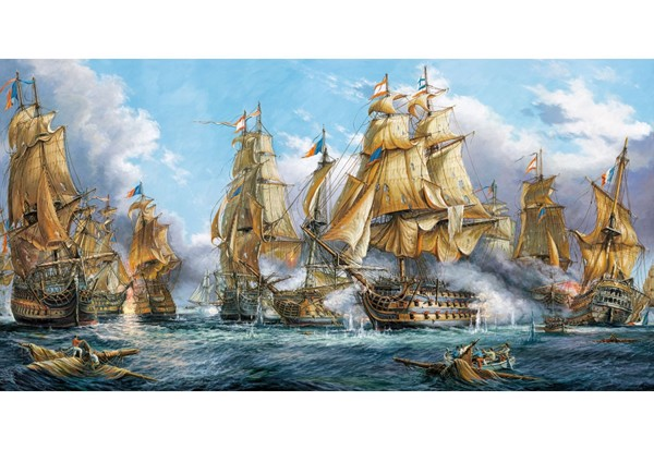 Image of   Naval Battle