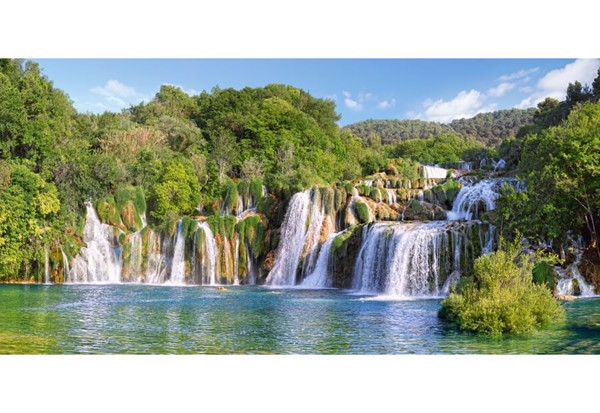 Image of   Krka Waterfalls, Croatia