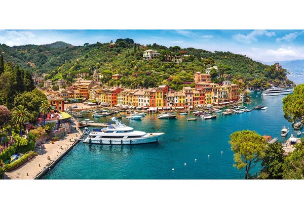 Image of   View of Portofino