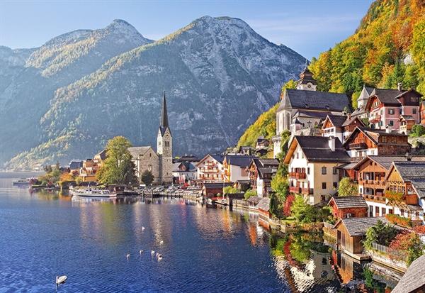 Image of   Hallstatt, Austria