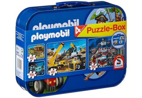 Image of   Playmobil Blå
