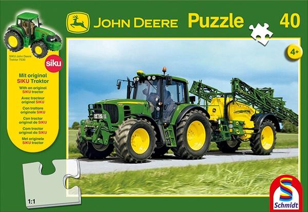 Image of   John Deere Traktor 6630