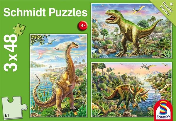 Image of   Dinosaur Adventures