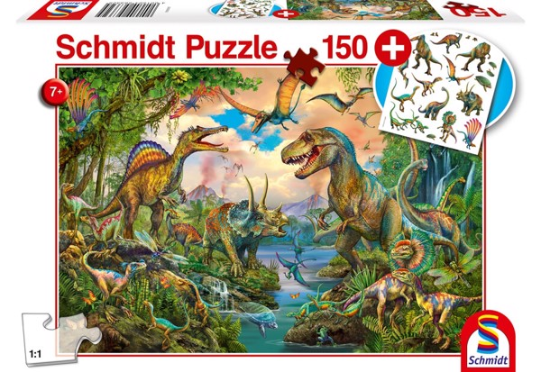 Image of   Wild Dinosaurs (+ gave)