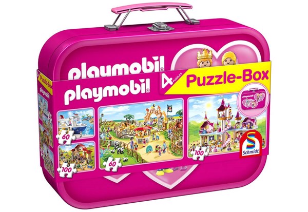 Image of   Playmobil Pink