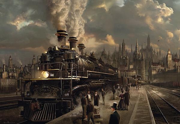 Billede af Schmidt, Locomotive