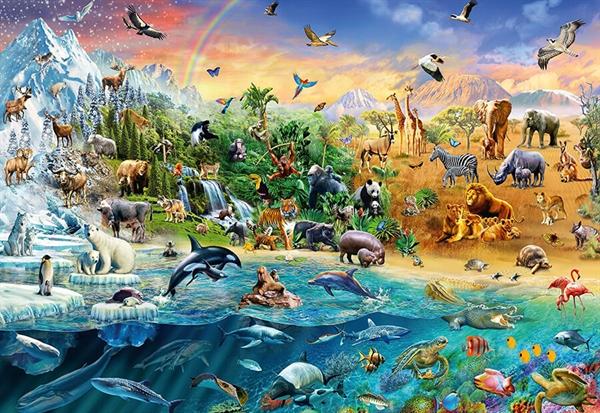 Image of   World of Animals