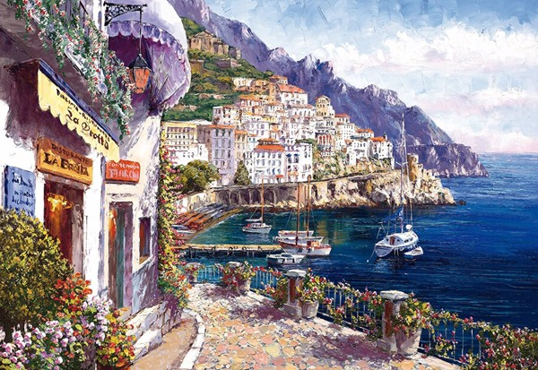 Image of   Afternoon in Amalfi