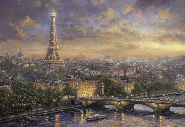Image of   Paris City of Love