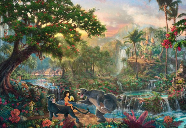 Image of   Disney The Jungle Book