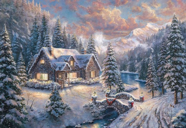 Image of   High Country Christmas