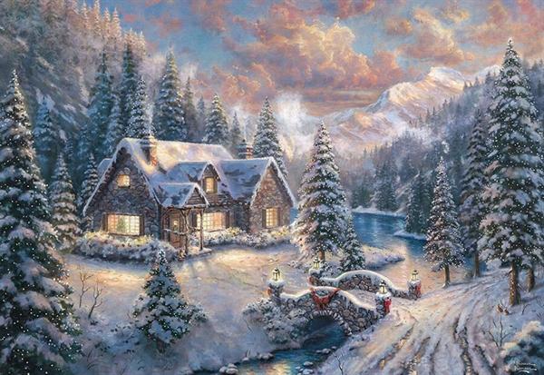 Image of   High Country Christmas