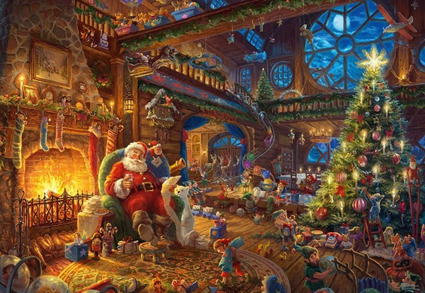 Image of   Santas Workshop