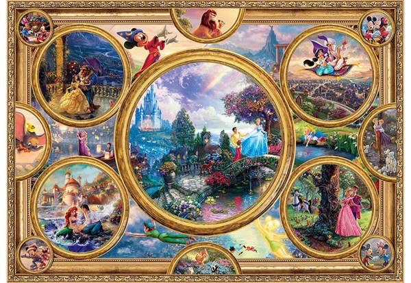 Image of   Disney Dreams Collection