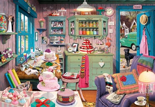 Image of   Grandmothers Room (Secret Puzzle)