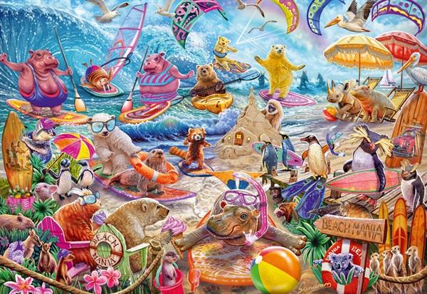 Image of   Beach Mania
