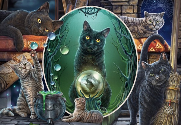 Image of   Magical Cats