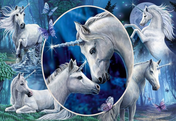 Image of   Charming Unicorns