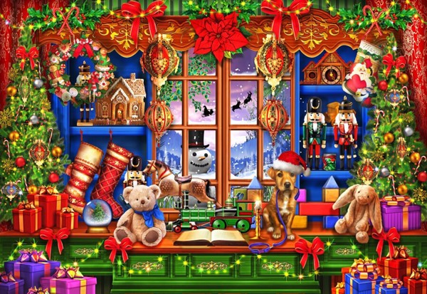 Image of   Ye Old Christmas Shop