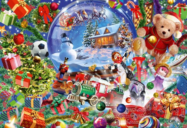 Image of   Christmas Globe