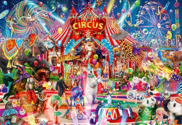 Image of   A Night at the Circus